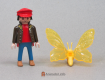 Giant Butterfly Yellow 2